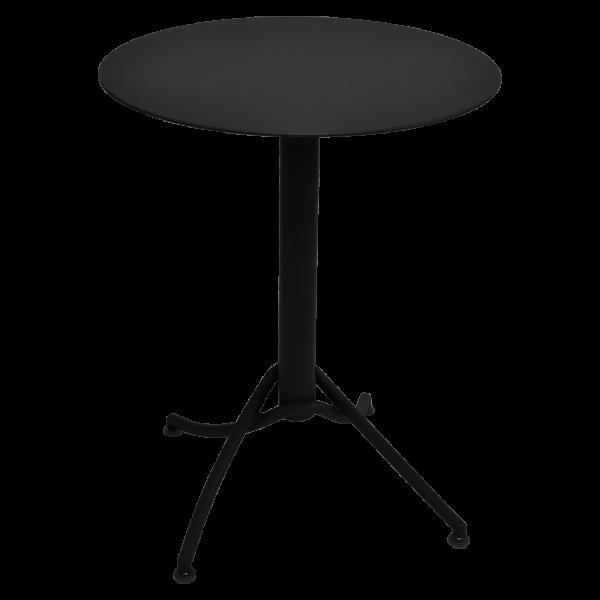 Tisch Ø 60 cm Ariane Lakritz