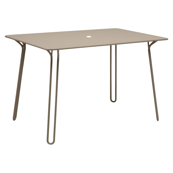 Tisch 120 x 77 cm Surprising Muskat