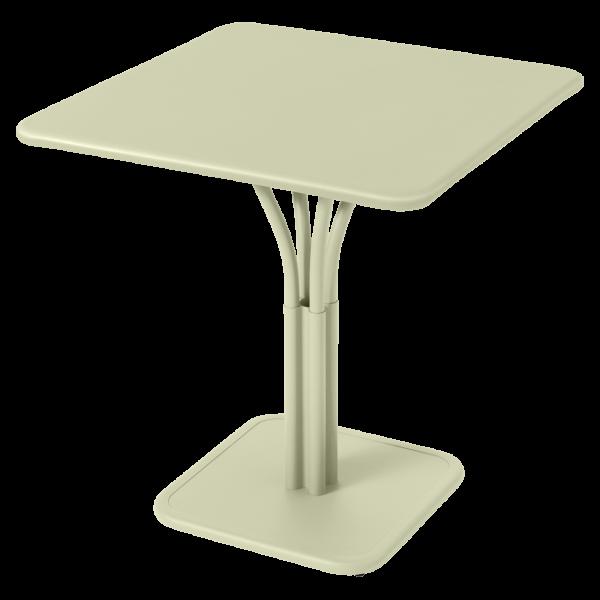 Tisch 71 x 71 cm Luxembourg Lindgrün