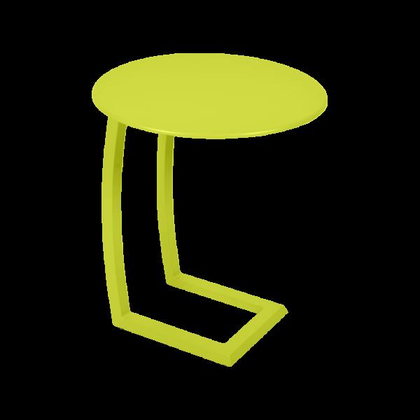 Alizé asymmetrischer niedriger Tisch