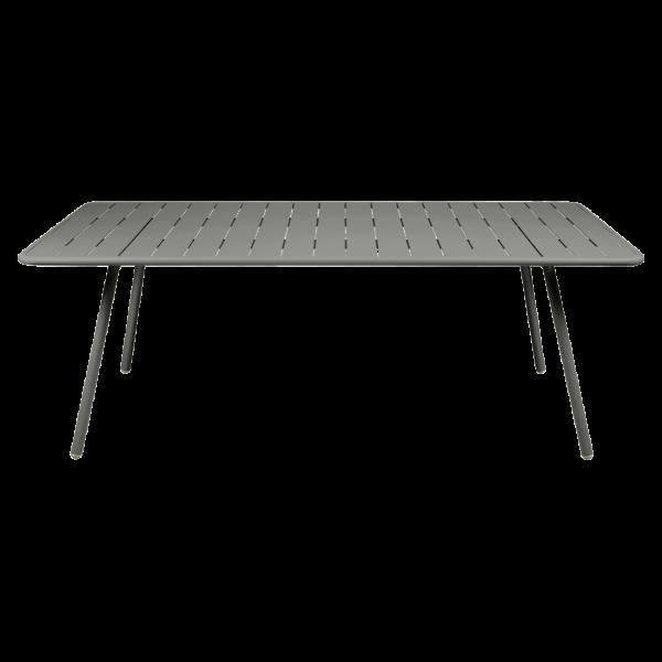 Tisch 207 x 100 cm Luxembourg Rosmarin
