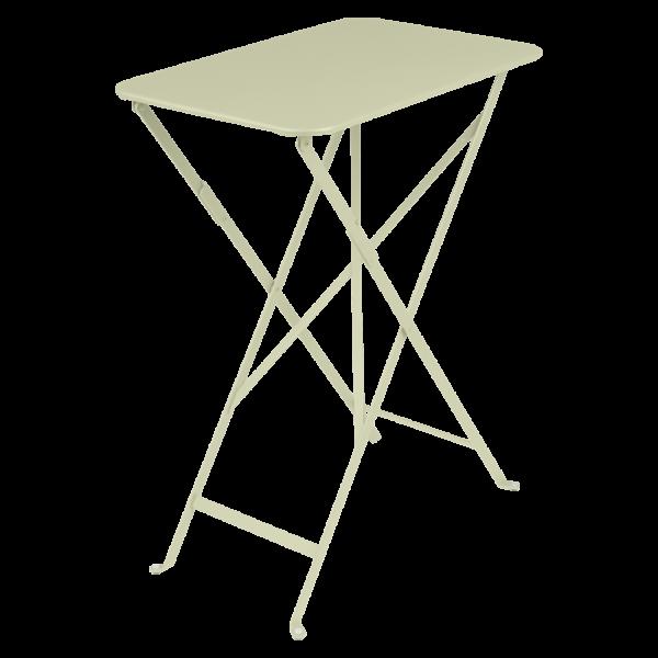 Tisch 37 x 57 cm Bistro Lindgrün