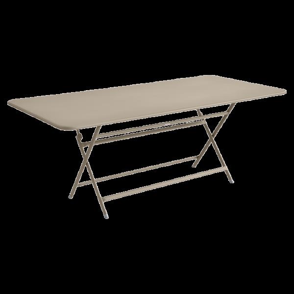 Tisch 190 x 90 cm Caractère Muskat