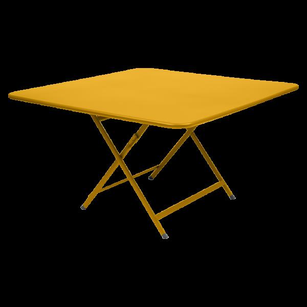 Tisch 128 x 128 cm Caractère Honig