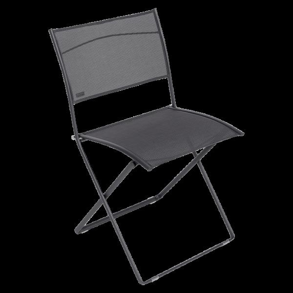 Plein Air Stuhl Stereo Anthrazit