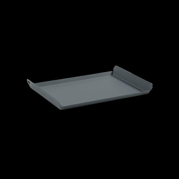 Tablett Alto Les Basics 36x23 Gewittergrau