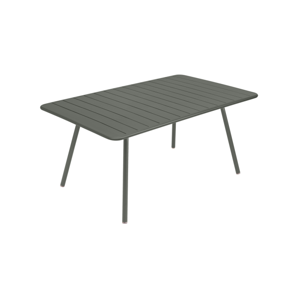 Tisch 165 x 100 cm Luxembourg Rosmarin