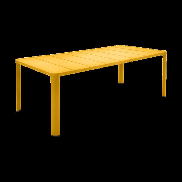 Tisch 205 x 100 cm Oléron Honig