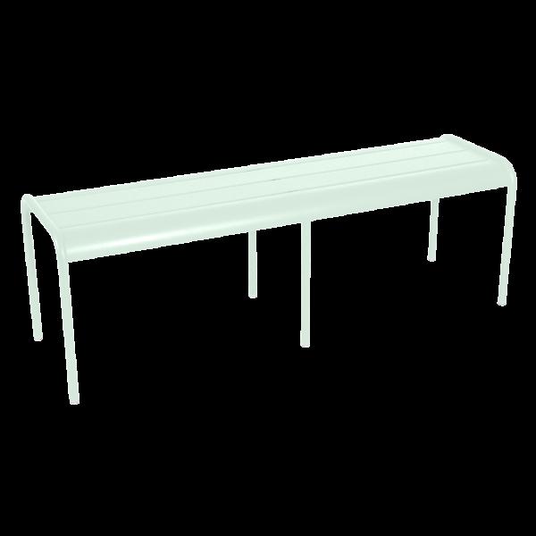 Bank 3/4-Sitzer Luxembourg Gletscherminze