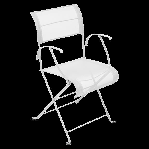 Sessel Dune Premium Baumwollweiß