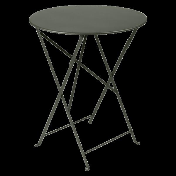 Tisch Ø 60 cm Bistro Rosmarin