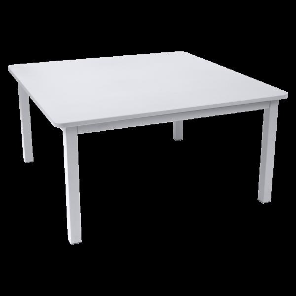 Tisch 143 x 143 cm Craft Baumwollweiß