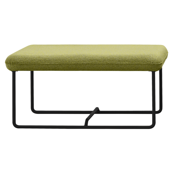Hocker Ultrasofa Lakritz
