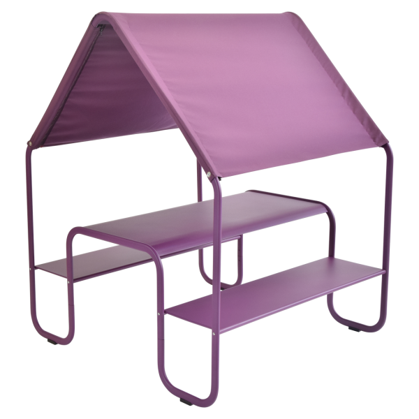 Kinderhütte Picnic Aubergine