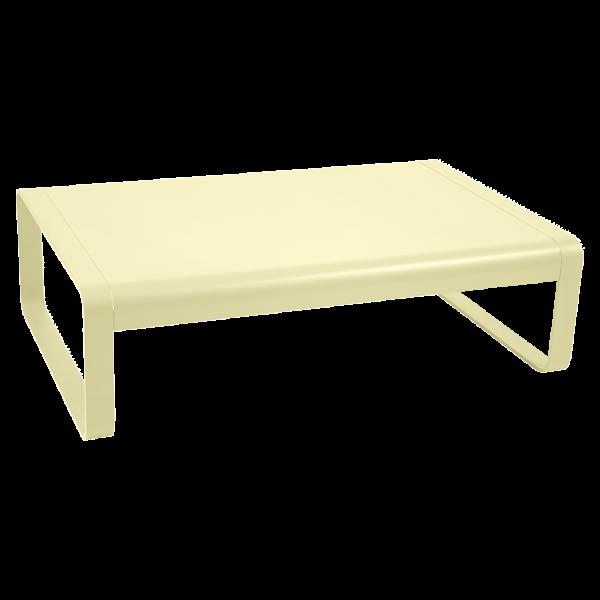 Niedriger Tisch Bellevie Zitronensorbet