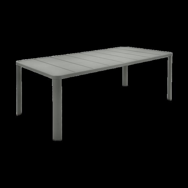 Tisch 205 x 100 cm Oléron Rosmarin