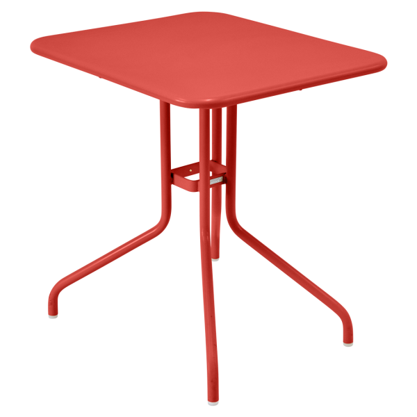 Tisch 60 x 70 cm Pétale Capucine