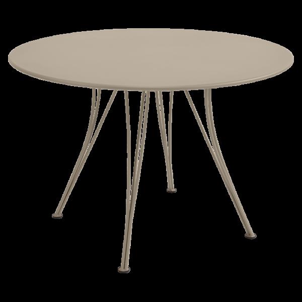 Tisch Ø 110 cm Rendez-Vous Muskat