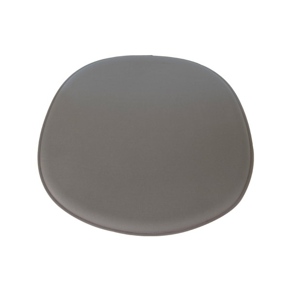 Kissen für Sessel Kate Les Basics Grau