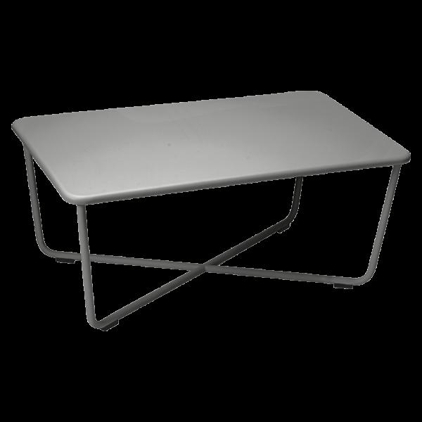 Niedriger Tisch Croisette Lakritz