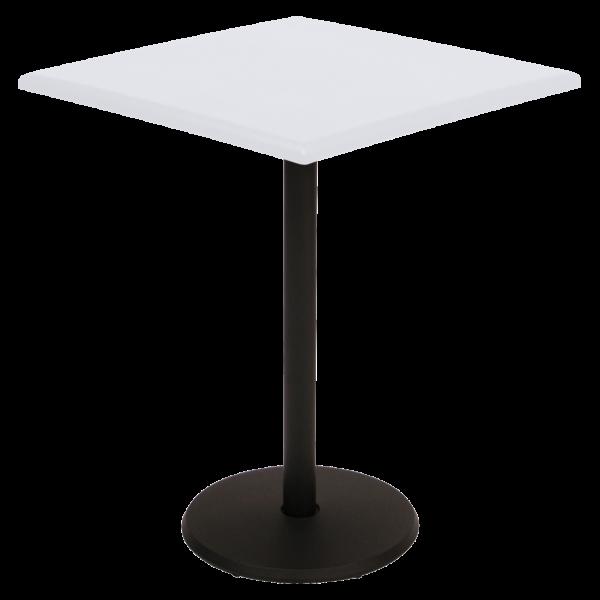 Tisch 57 x 57 cm Concorde Premium Baumwollweiß