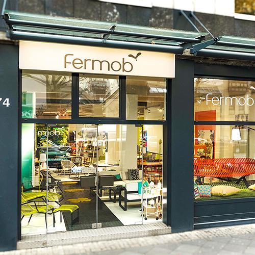 Fermob Flagshipstore Köln