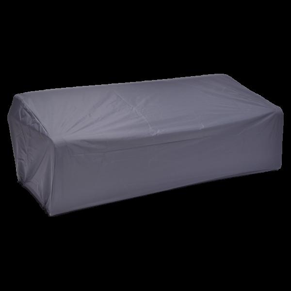 Bellevie Schutzhülle für 3-Sitzer Sofa Anthrazit