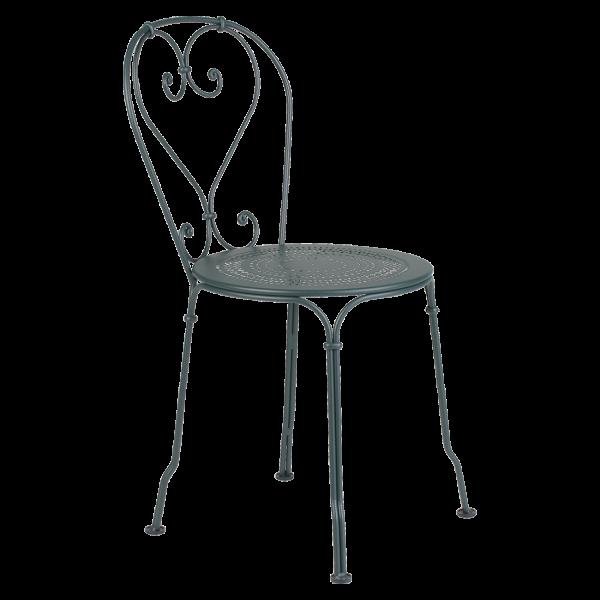 Stuhl 1900 Zederngrün