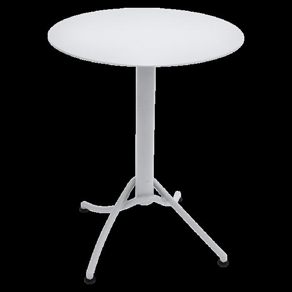 Tisch Ø 60 cm Ariane Baumwollweiß