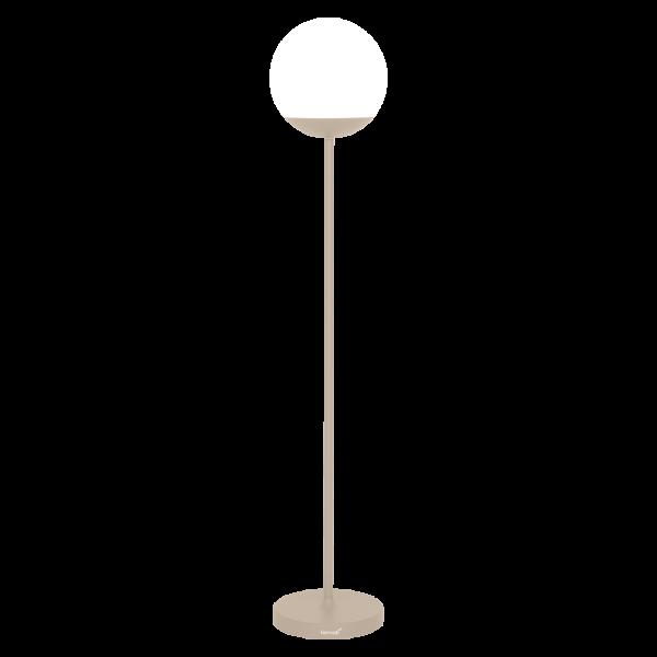 Lampe MOOON! H134 cm Muskat