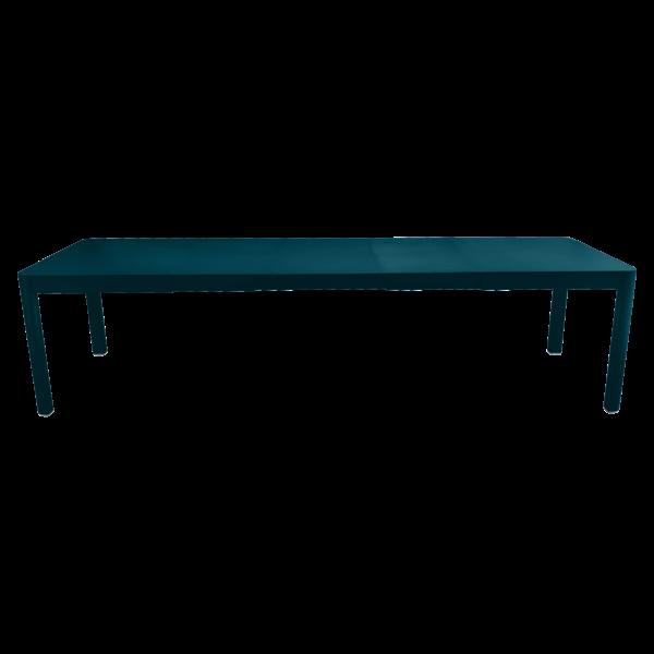 Tisch 149/299x100 cm Ribambelle Acapulcoblau