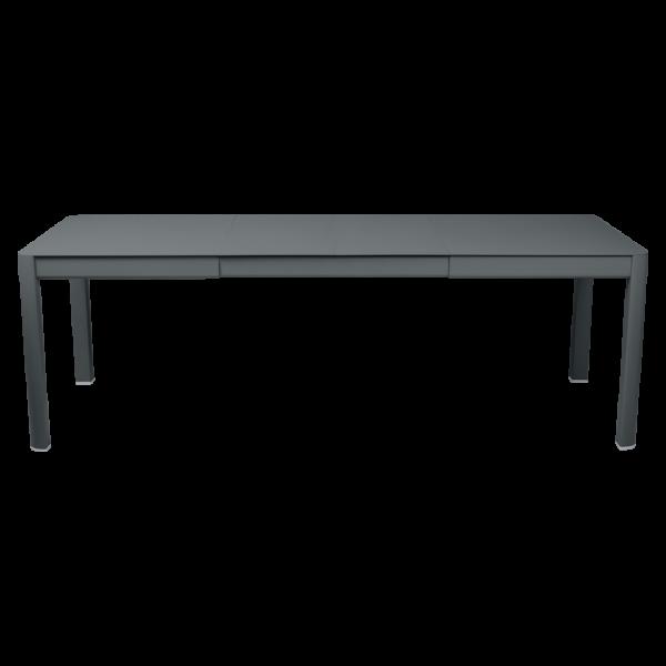 Tisch 149/234 x 100 cm Ribambelle Gewittergrau