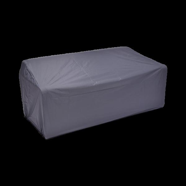 Bellevie Schutzhülle für 2-Sitzer Sofa anthrazit
