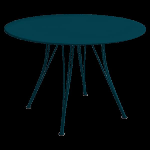 Tisch Ø 110 cm Rendez-Vous Acapulcoblau