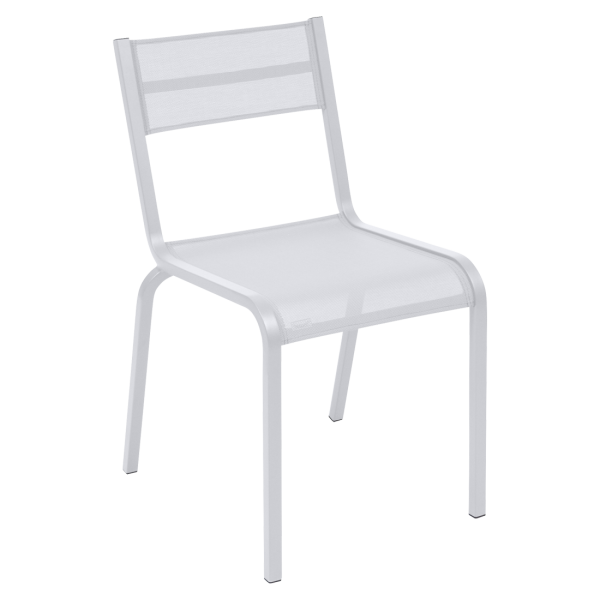 Stuhl Oléron Baumwollweiß