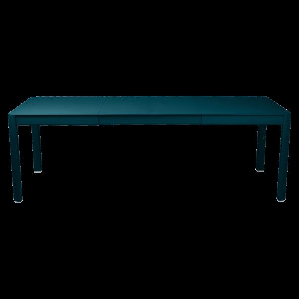 Tisch 149/234 x 100 cm Ribambelle Acapulcoblau
