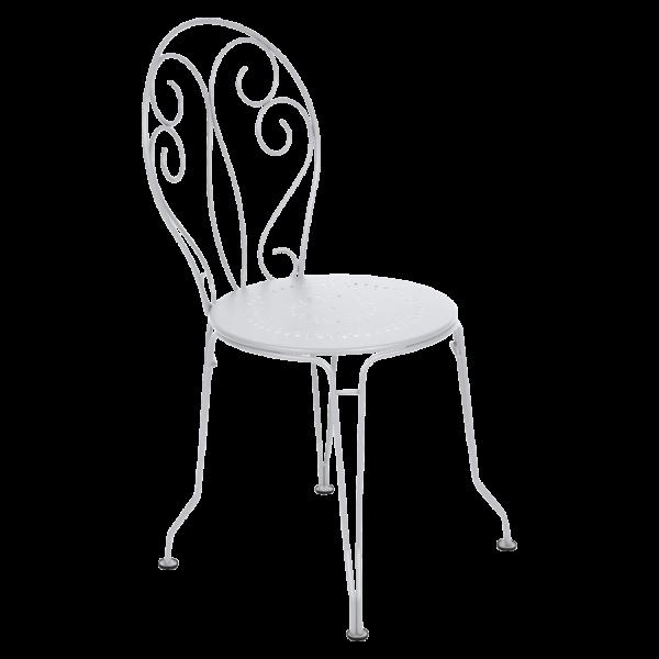 Stuhl Montmartre Baumwollweiß