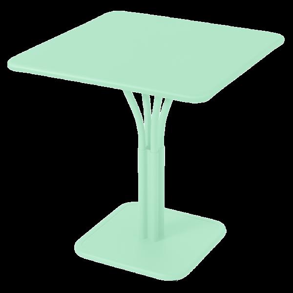 Tisch 71 x 71 cm Luxembourg Opalgrün