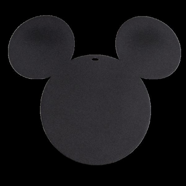 Untersetzer Mickey Mouse Lakritz