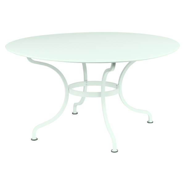 Tisch Ø 137 cm Romane Gletscherminze