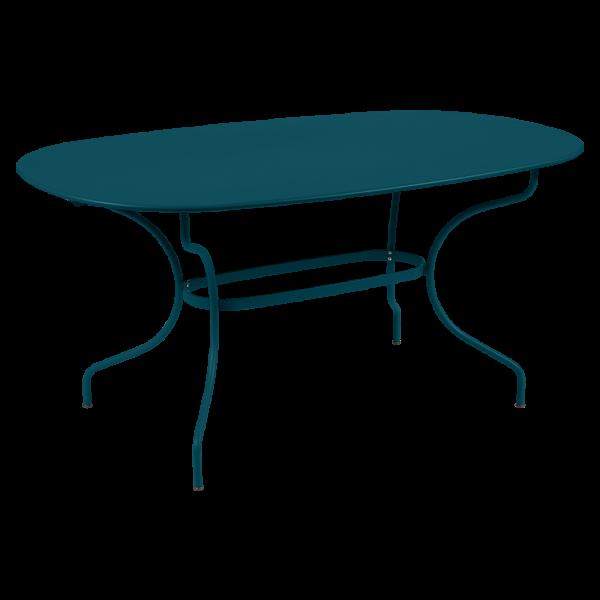 Opéra + Tisch Oval 160 x 90 cm