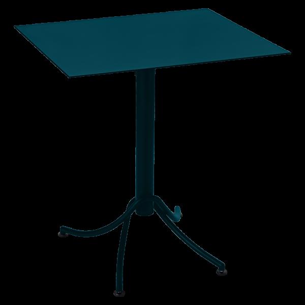 Tisch 60 x 70 cm Ariane Acapulcoblau