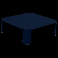 Bebop Niedriger Tisch 90 x 90 - H. 29 cm