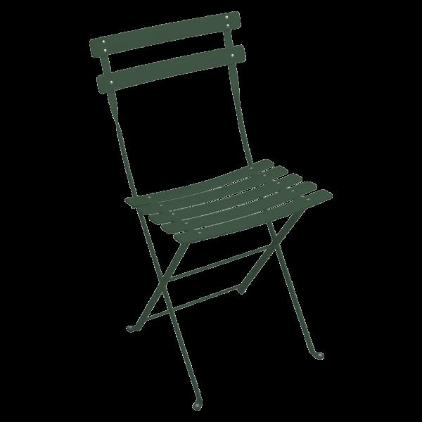Duraflon-Stuhl Bistro Zederngrün