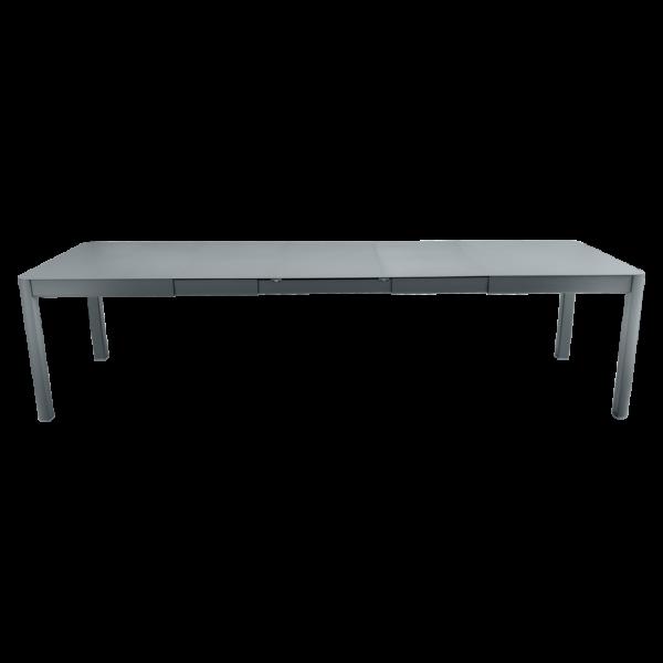Tisch 149/299x100 cm Ribambelle Gewittergrau