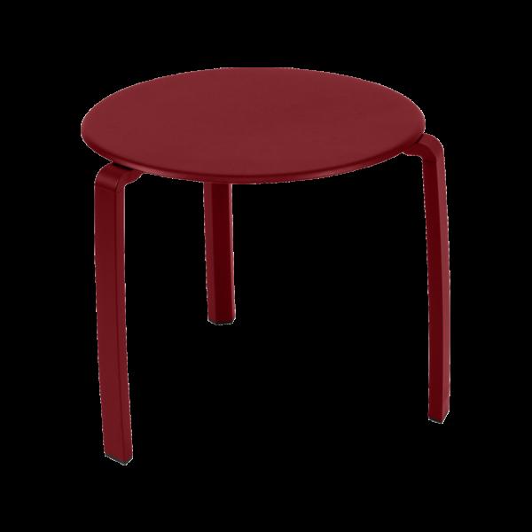 Niedriger Tisch Alizé Chili