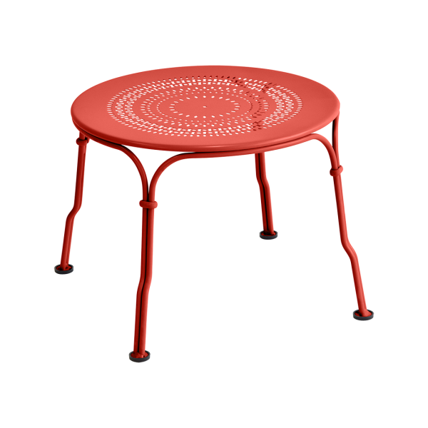 Niedriger Tisch 1900 Capucine