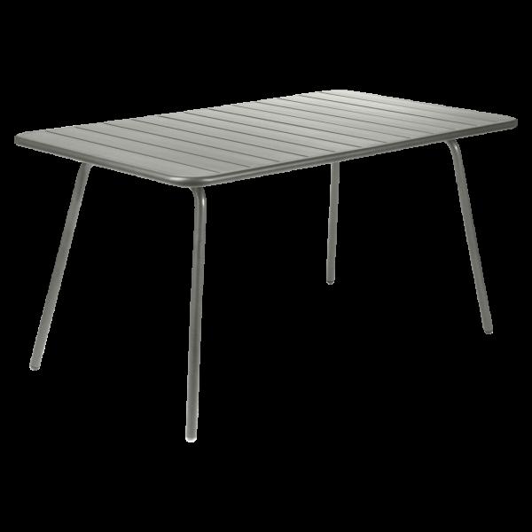 Tisch 143 x 80 cm Luxembourg Rosmarin