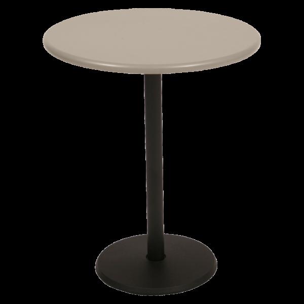 Tisch Ø 60 cm Concorde Premium Muskat