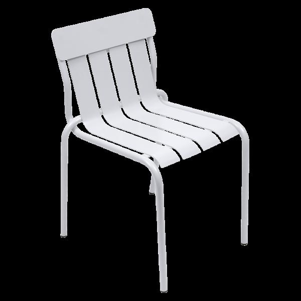 Stuhl Stripe Baumwollweiß